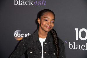 'Black-ish' Star Marsai Martin Set To Become Youngest Executive Producer In Hollywood