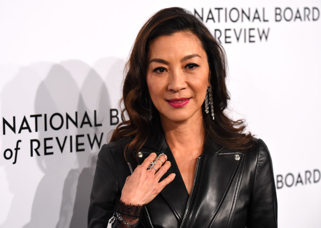 Michelle Yeoh's Star Trek show is a done deal.