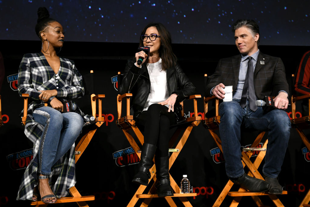 Michelle Yeoh's Star Trek show is a spinoff from Star Trek: Discovery