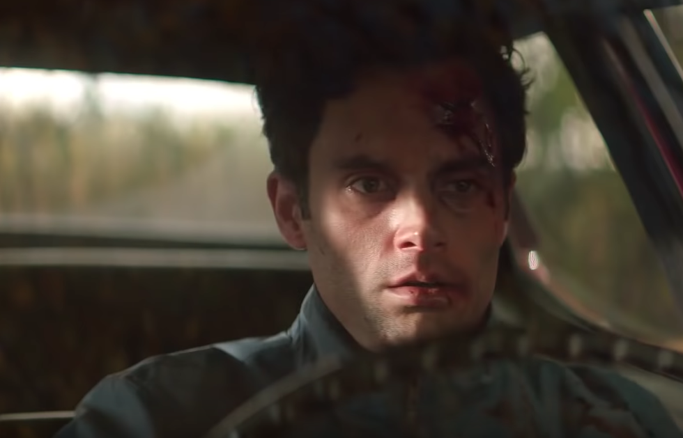 Joe gets banged up in 'You'