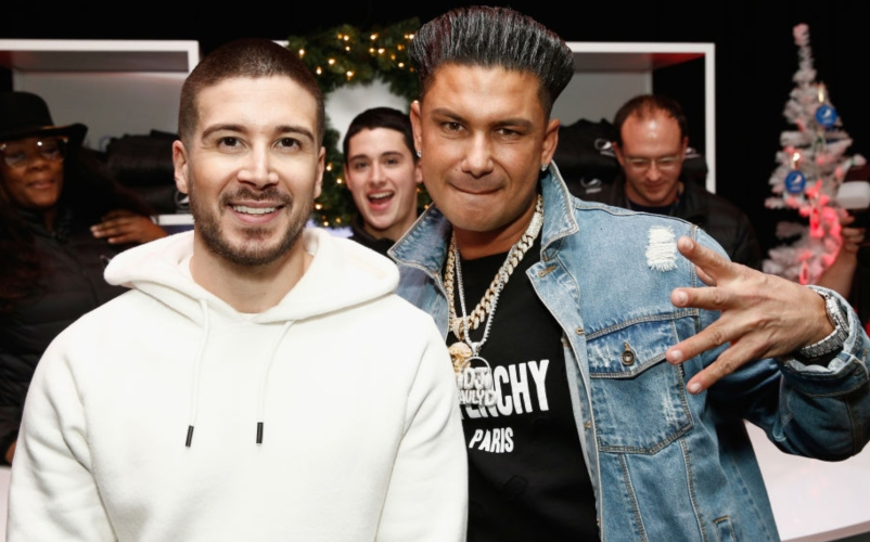 A Double Shot At Love With Pauly D Vinny How The Jersey Shore Stars Will Compete For