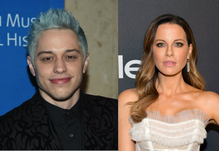 Here's Who Kate Beckinsale Dated Before Pete Davidson
