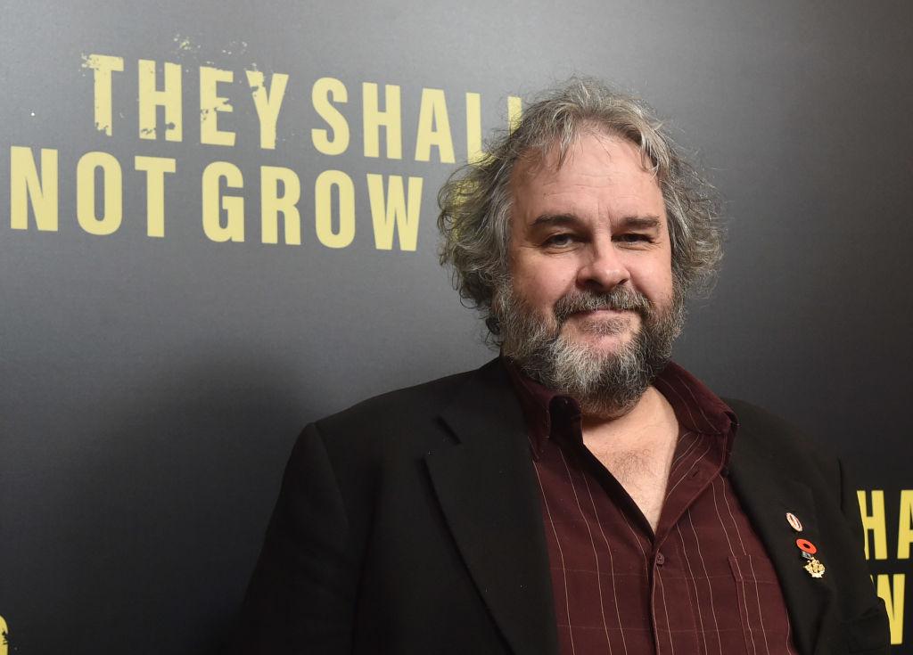Director Peter Jackson in 2018