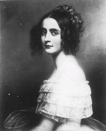 Photograph of Alexandra of Bavaria