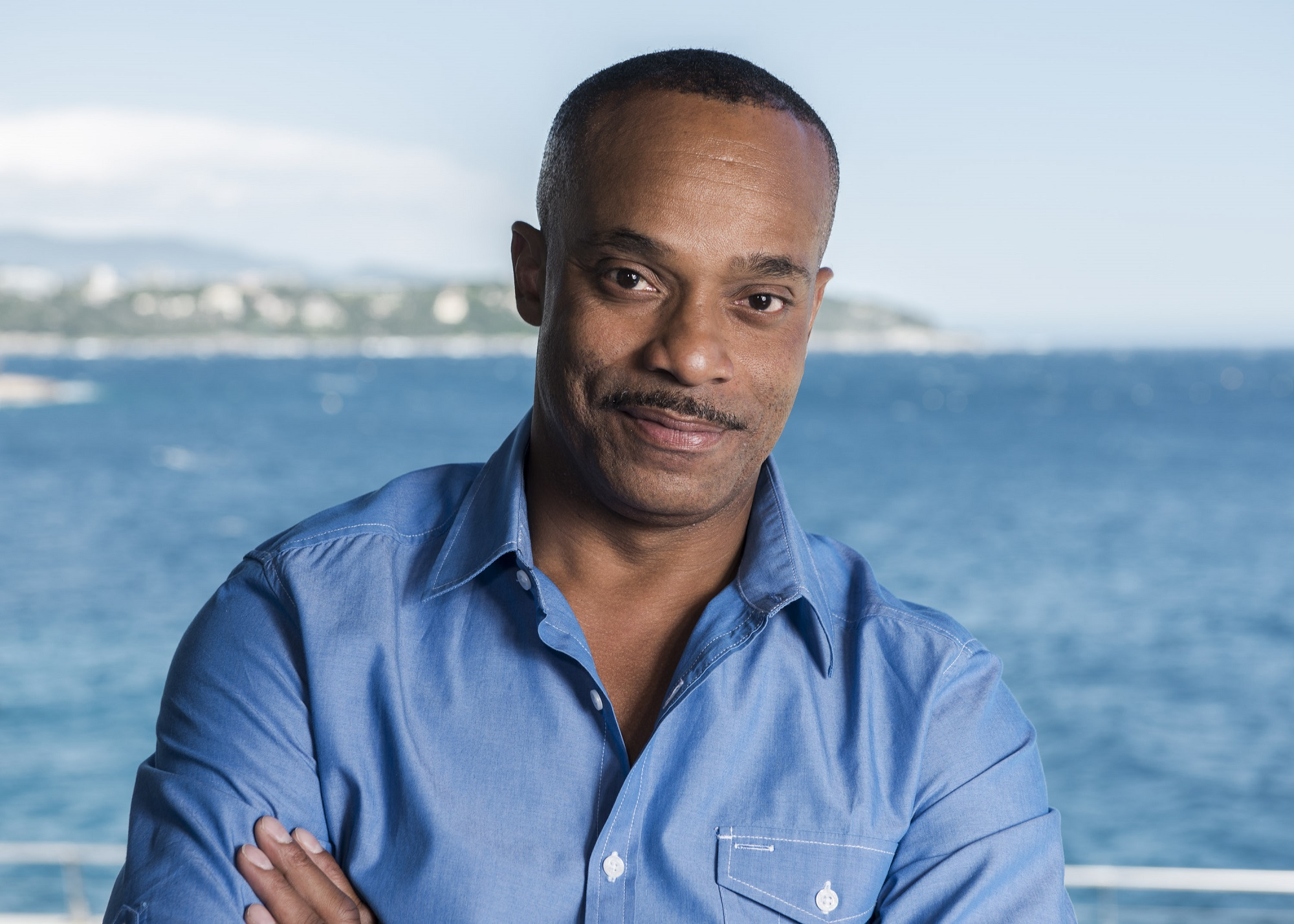 Rocky Carroll in 2012.