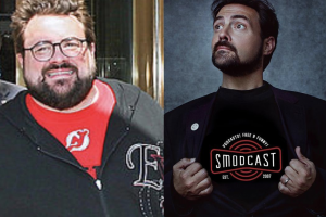 Kevin Smith's 'Aging Challenge' Emphasizes His Dramatic Weight Loss