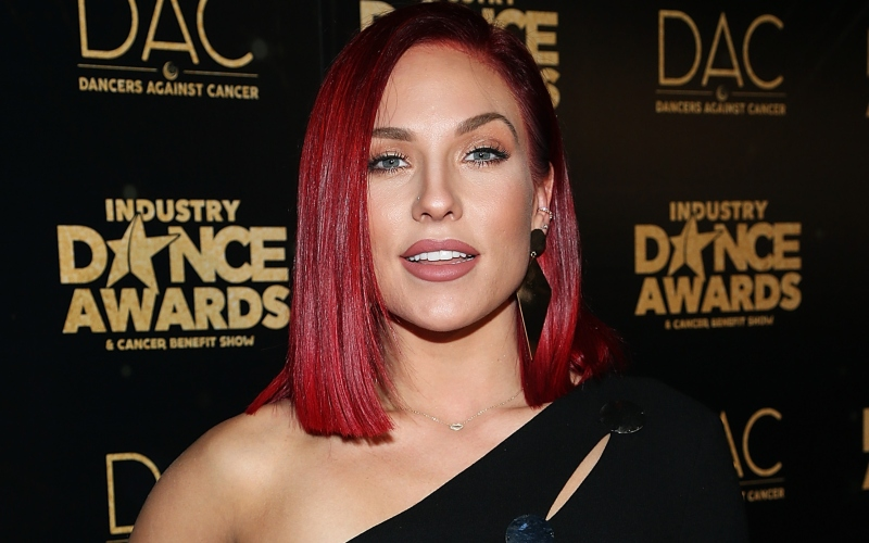 'Dancing with the Stars': Why Sharna Burgess Tore Apart ...