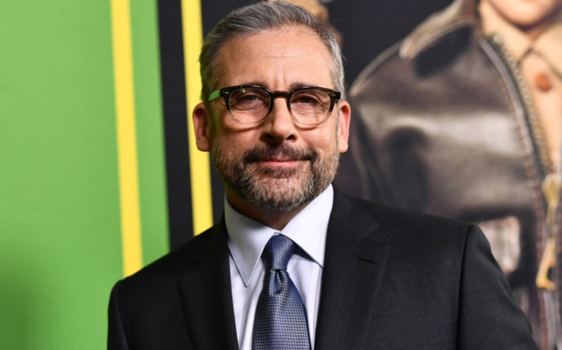 Space Force reunites Steve Carell with The Office executives.