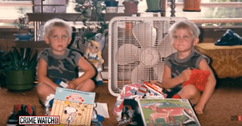 Steven Avery Jr. and Bill Avery