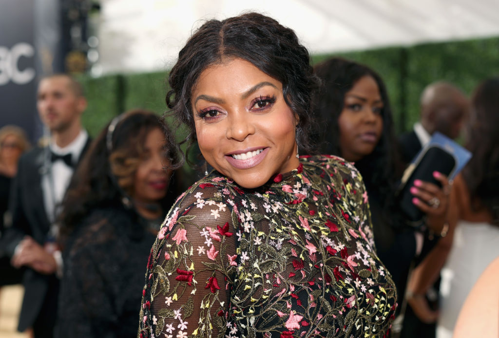 Taraji P. Henson attends the 70th Annual Primetime Emmy Awards at Microsoft Theater on September 17, 2018 in Los Angeles, California.