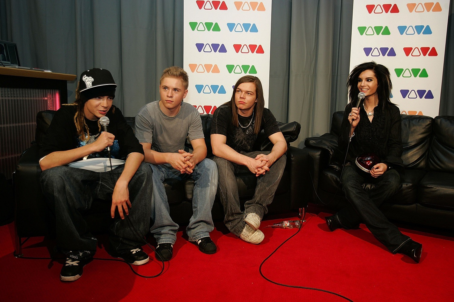 Who is Tom Kaulitz? He's more than the guitarist for the rock group Tokio Hotel
