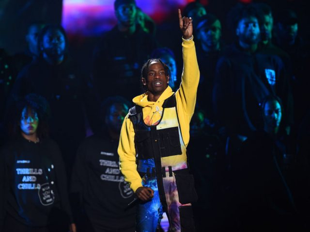 Travis Scott Agreed To Super Bowl LIII Halftime Show Under One Condition