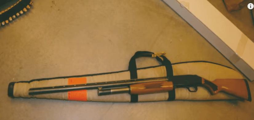 Steven Avery's gun