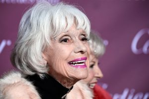 What Was Carol Channing's Net Worth at the Time of Her Death?