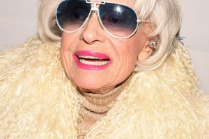 Carol Channing, R. Kelly, Aaliyah, and More Celebrities in the News