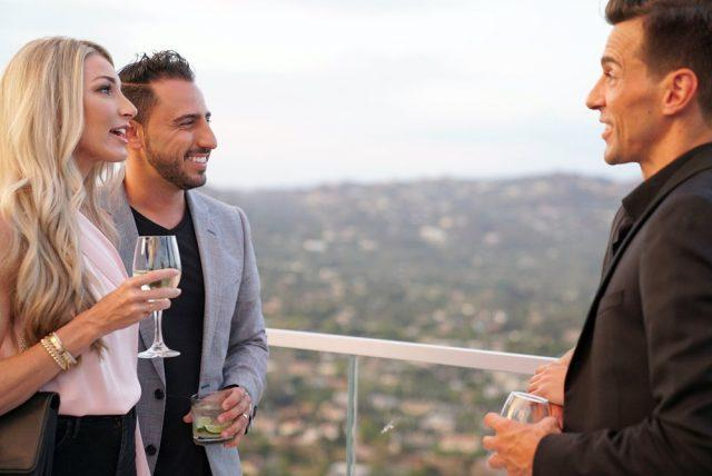 Heather Altman, Josh Altman, Madison Hildebrand on Million Dollar Listing LA