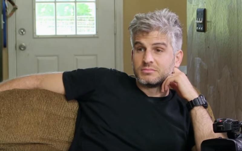 Max Joseph in 'Catfish'