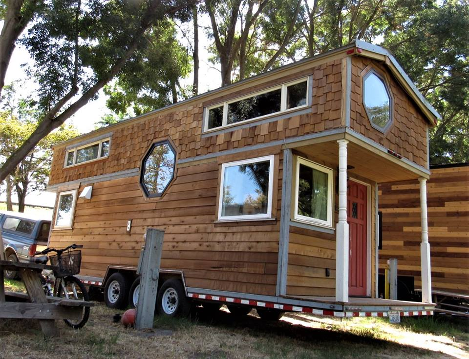 Unbelievably Cool Tiny House Communities That Will Have You ... on design a mobile home, blocking a mobile home, setting footers for modular home,