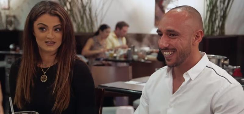 Golnesa Gharachedaghi and Shalom Yeroushalmi