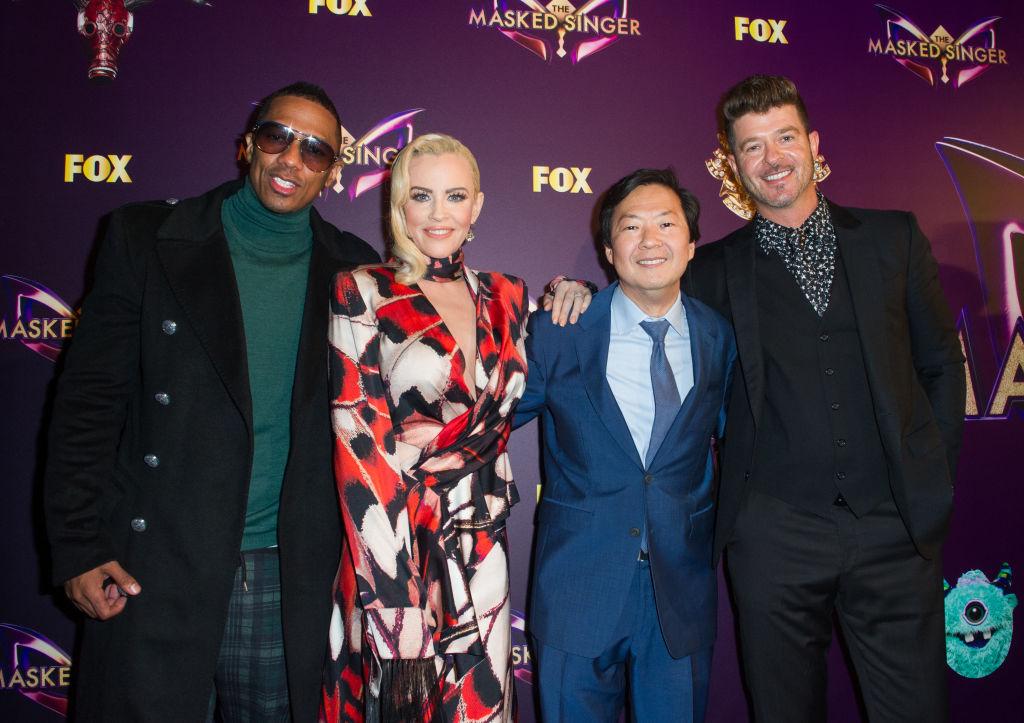 "Fox's ""The Masked Singer"" Premiere Karaoke Event - Red Carpet"