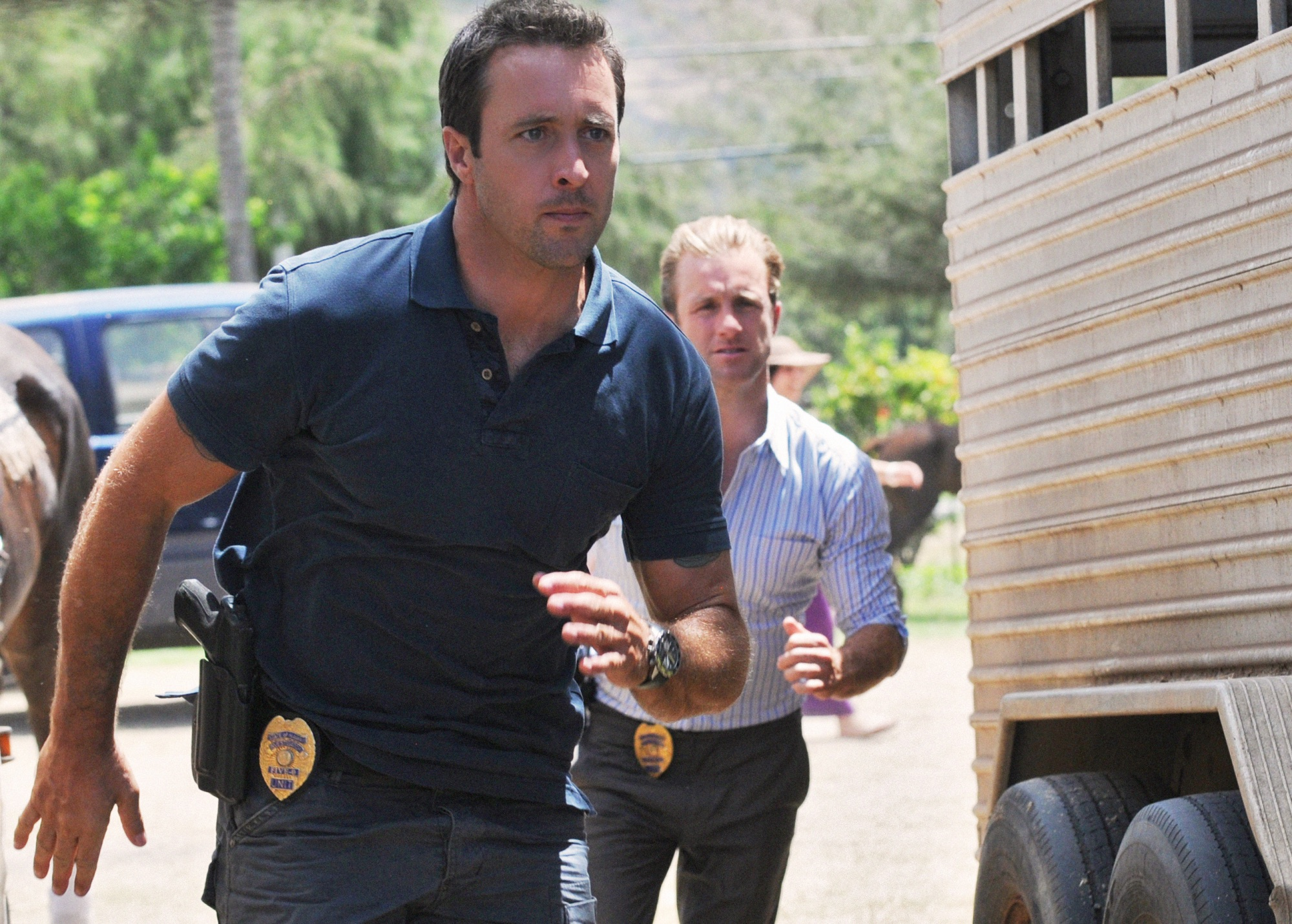 What Is the Net Worth of Alex O'Loughlin from 'Hawaii Five-0'?