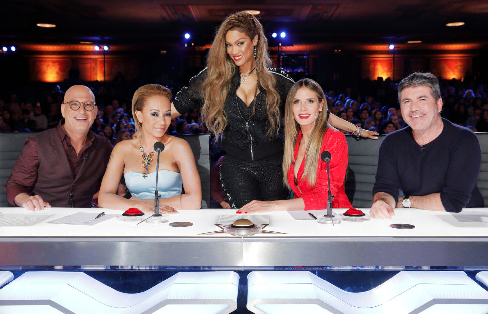 Judges of 'AGT'