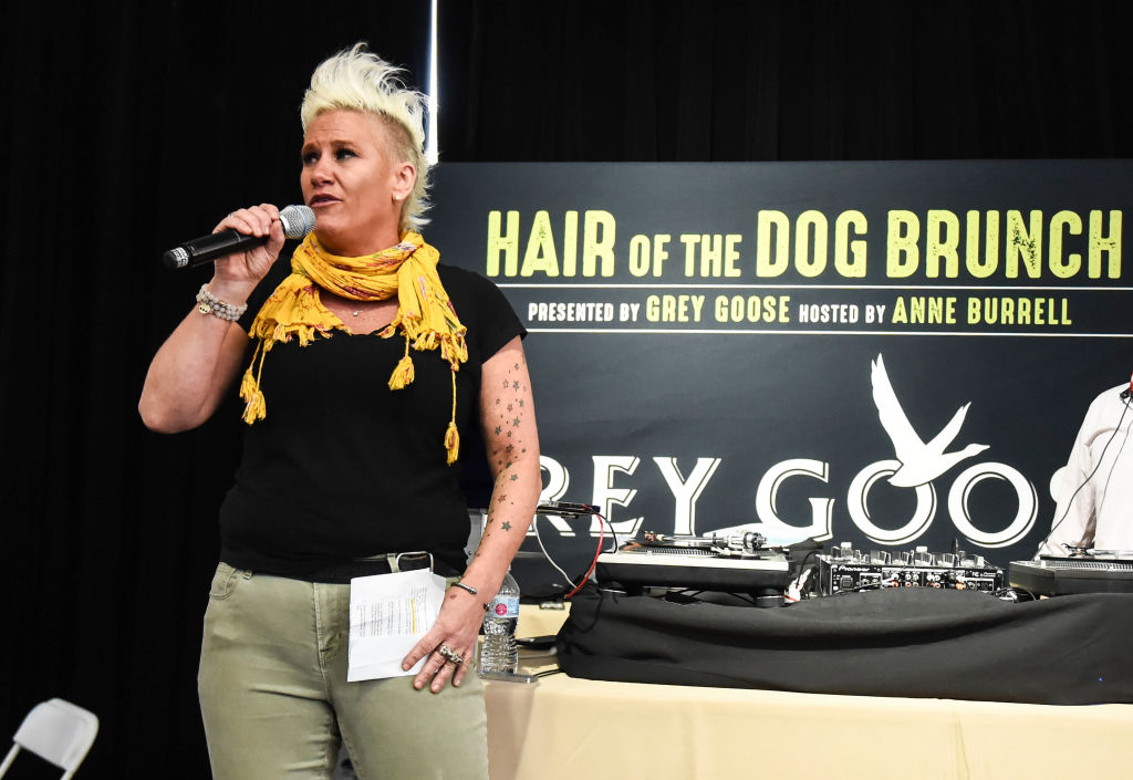 Revealed Five Facts You Probably Didn - t Know About Food Network Star, Anne Burrell