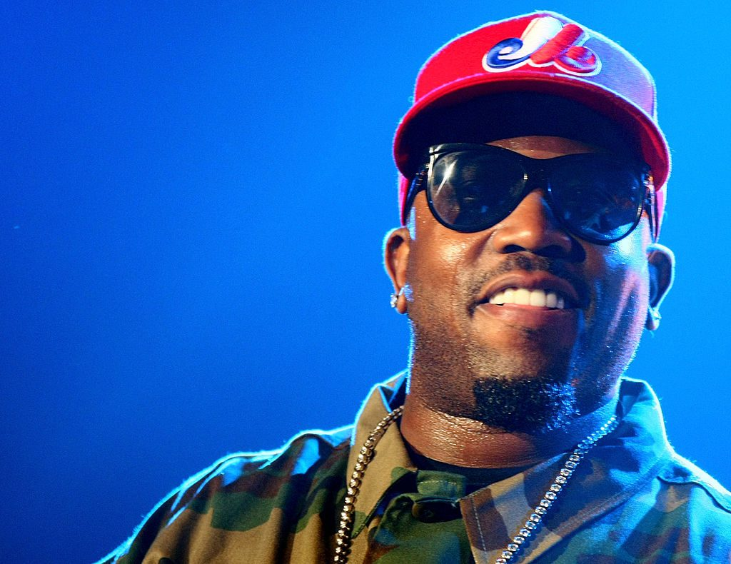 Big Boi of Outkast performs on stage during a promotion for Electronic Arts' racing video game 'Need for Speed Hot Pursuit' at Hordern Pavilion on November 18, 2010 in Sydney, Australia.