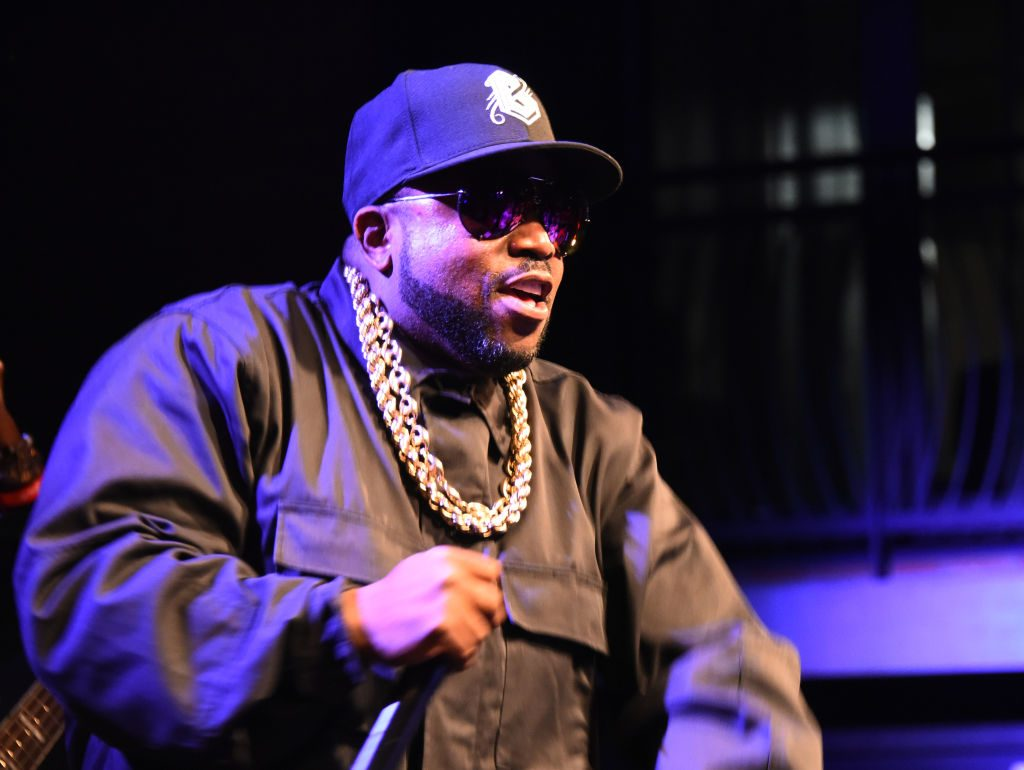 Big Boi performs onstage at the FANDOM Party during Comic-Con International 2017 at Hard Rock Hotel San Diego on July 20, 2017 in San Diego, California.