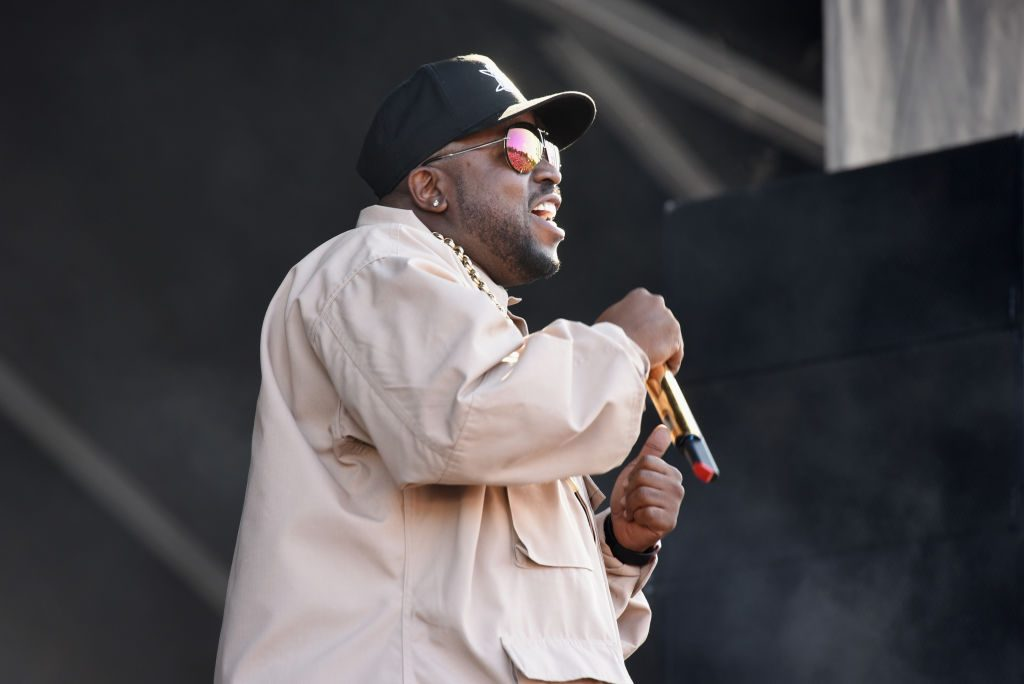 Big Boi performs onstage during the Meadows Music and Arts Festival - Day 2 at Citi Field on September 16, 2017 in New York City.