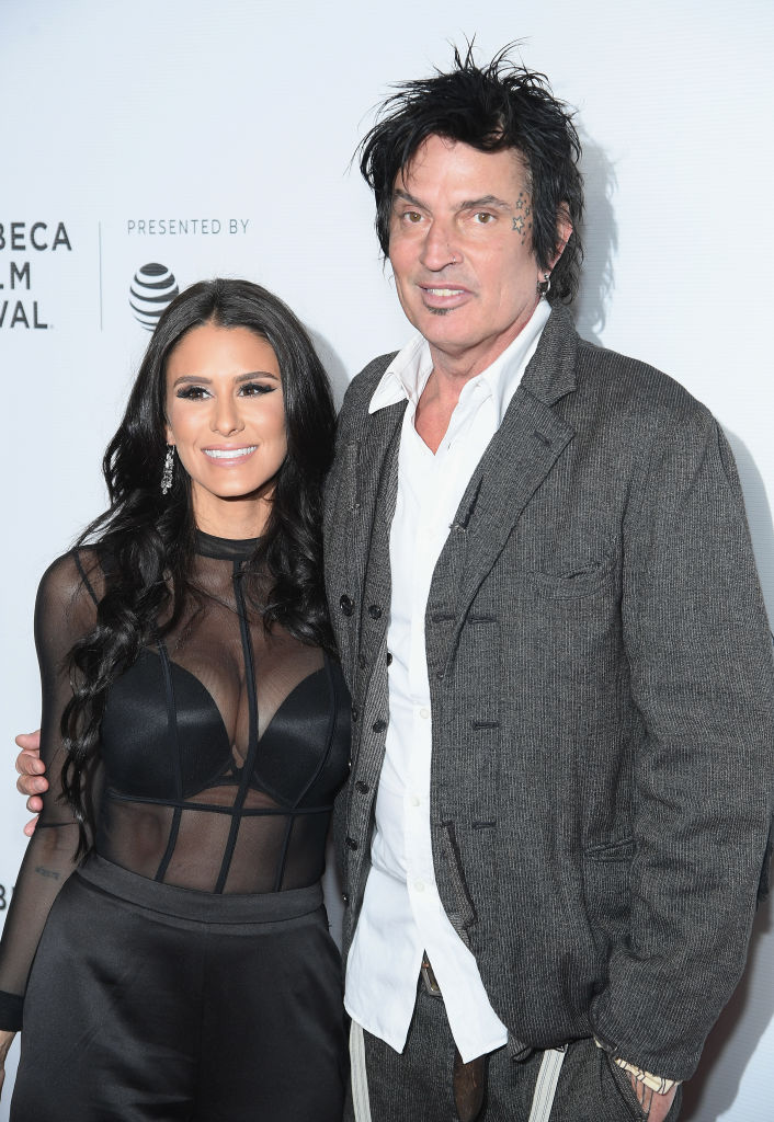 tommy lee and brittany furlan wedding