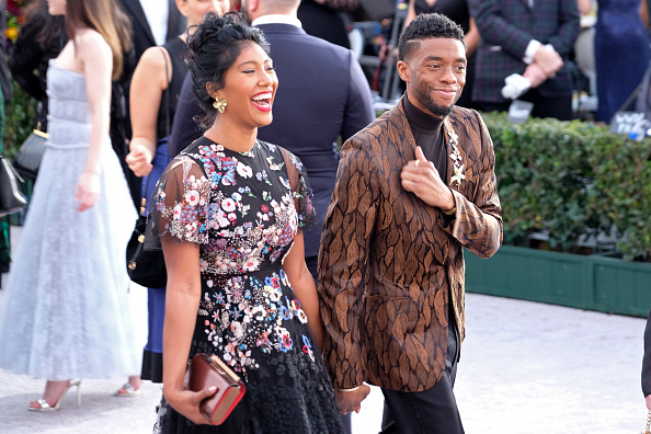 Is Chadwick Boseman in a Relationship?