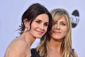 What Surprising Gift Did Courteney Cox Get Jennifer Aniston for Her Birthday?