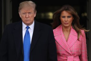 How Much Time Does Donald Trump Spend with Melania Trump?