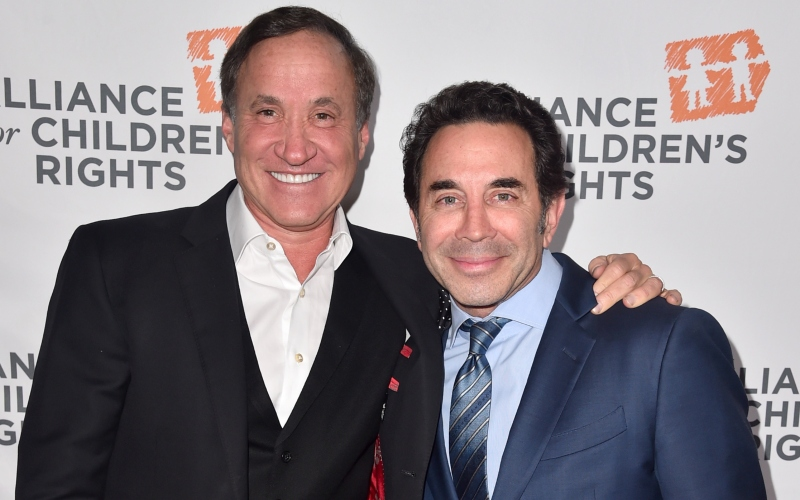Dr. Terry Dubrow and Dr. Paul Nassif