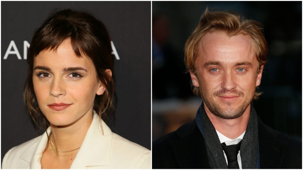 Fans Are Certain Emma Watson Is Dating Her Harry Potter Co Star Tom Felton And Here S Why