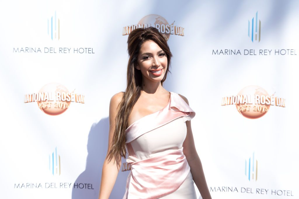 Farrah Abraham at National Rose Day Event | Greg Doherty/Getty Images