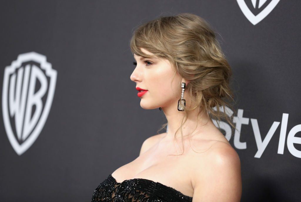Taylor Swift   Rich Fury/Getty Images
