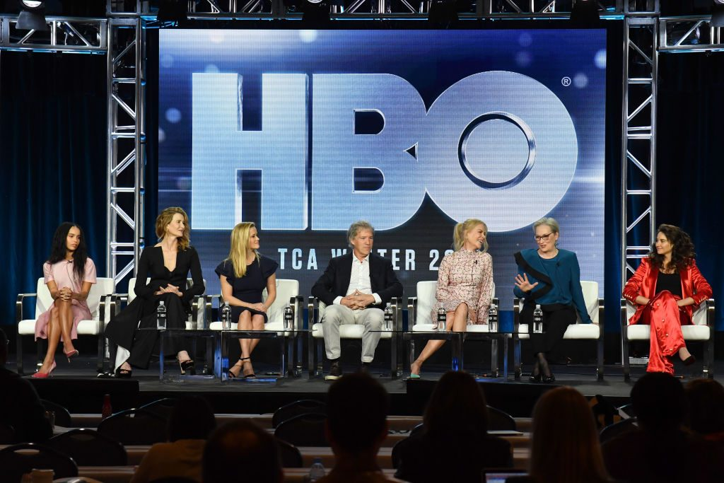 """The cast of """"Big Little Lies"""" 