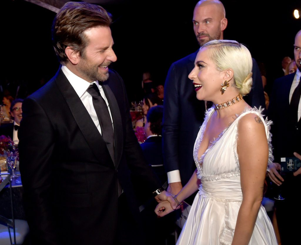 Bradley Cooper and Lady Gaga   Kevin Winter/Getty Images for Turner