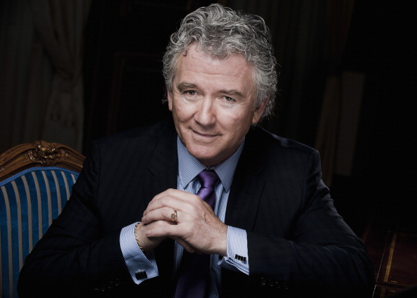 Actor Patrick Duffy