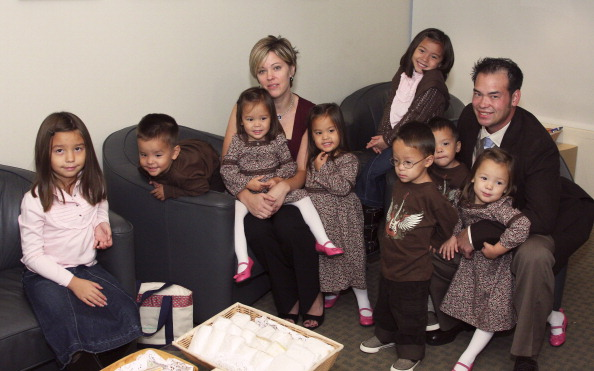 The Gosselin family