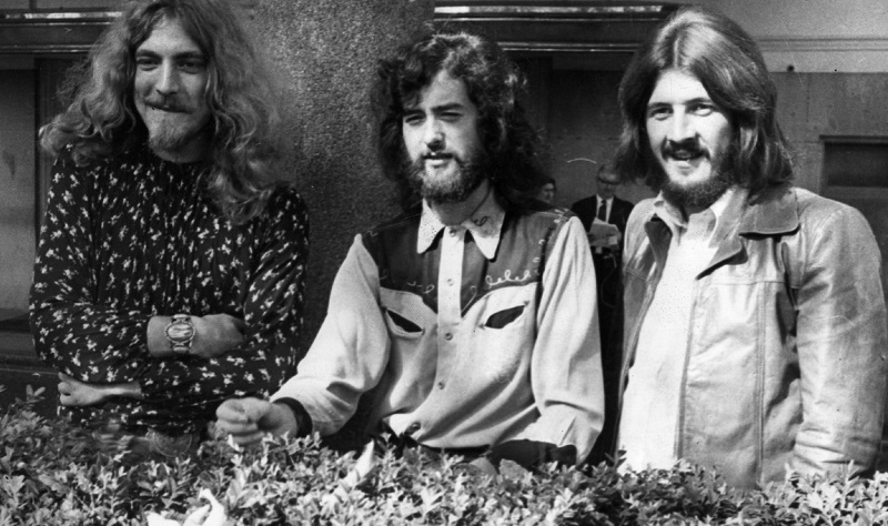 What Song Is Led Zeppelin Accused Of Plagiarizing For Stairway To