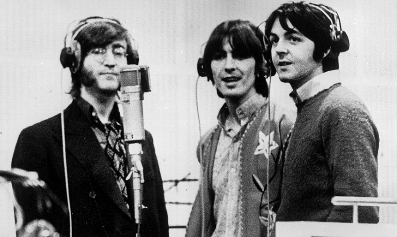 How Many No  1 Hits Did George Harrison Have With The Beatles?