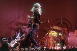 How Did Led Zeppelin Never Win a Grammy Award?