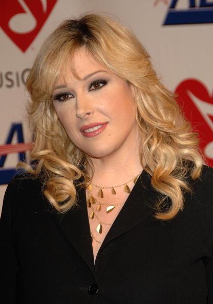Singer Carnie Wilson