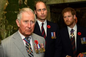 Revealed: Who Is Prince Charles' Favorite Son, William or Harry?