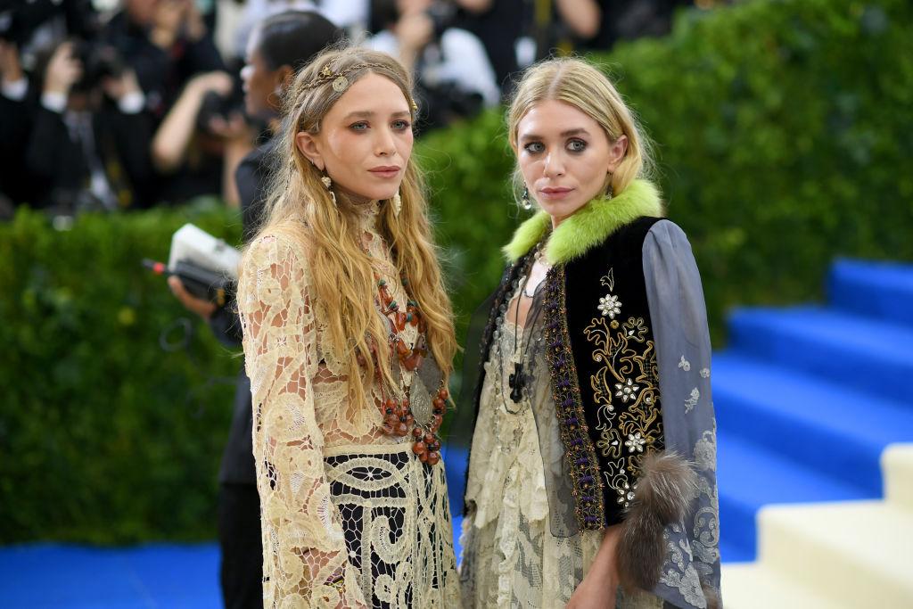 Olsen twins 2019