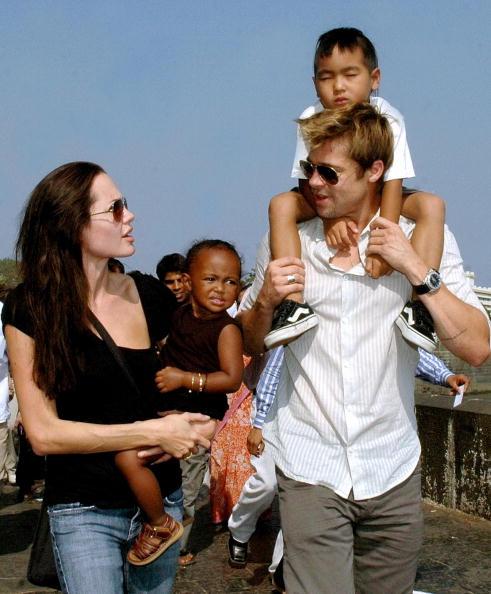 Maddox Jolie Pitt