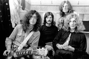 Which Led Zeppelin Albums Didn't Reach No. 1 on the Charts?